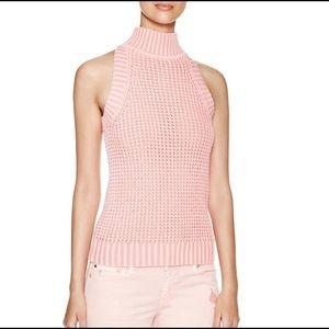 Michael Kors sleeveless sweater tank size XL NWT
